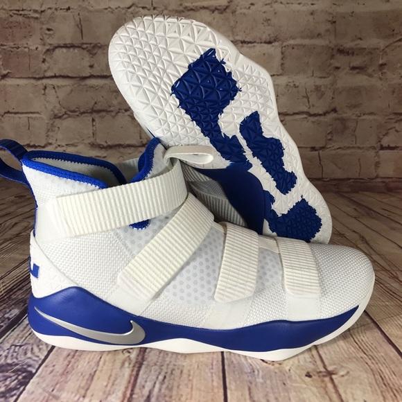 Nike Shoes | Lebron Soldier Xi Tb Promo